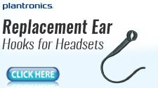 Replacement Ear Hooks for Headsets