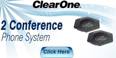 2 Conference Phone System