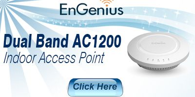 Dual Band AC1200 Indoor Access Point