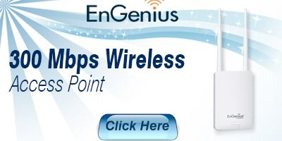 300 Mbps Wireless Access Point