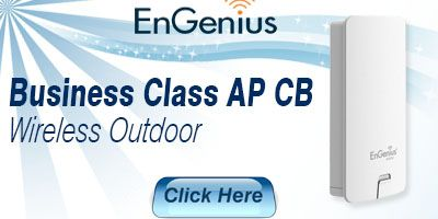 Business Class Wireless N Outdoor AP CB