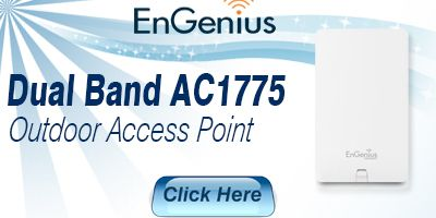Dual Band AC1750 Outdoor Access Point