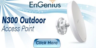 N300 Outdoor Access Point
