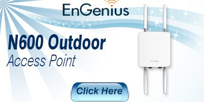 N600 Outdoor Access Point