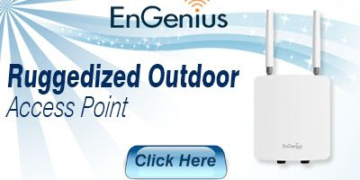 Ruggedized Outdoor Access Point