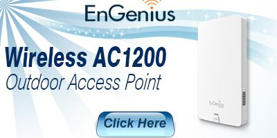 Wireless AC1200 Outdoor Access Point