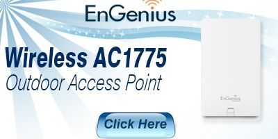 Wireless AC1750 Outdoor Access Point