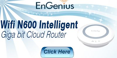 Wi Fi N600 Intelligent Gigabit Cloud Router