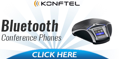 Bluetooth Conference Phone Wireless