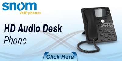 HD Audio Desk Phone