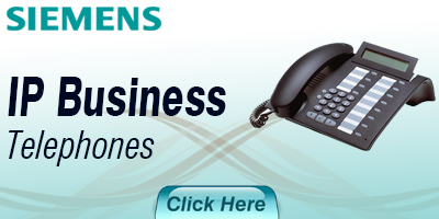 Corded IP Business Telephone