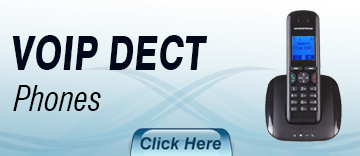 VOIP DECT Phone