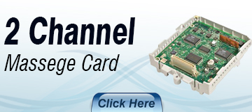 2 Channel Message Card