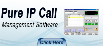 Pure IP call management software
